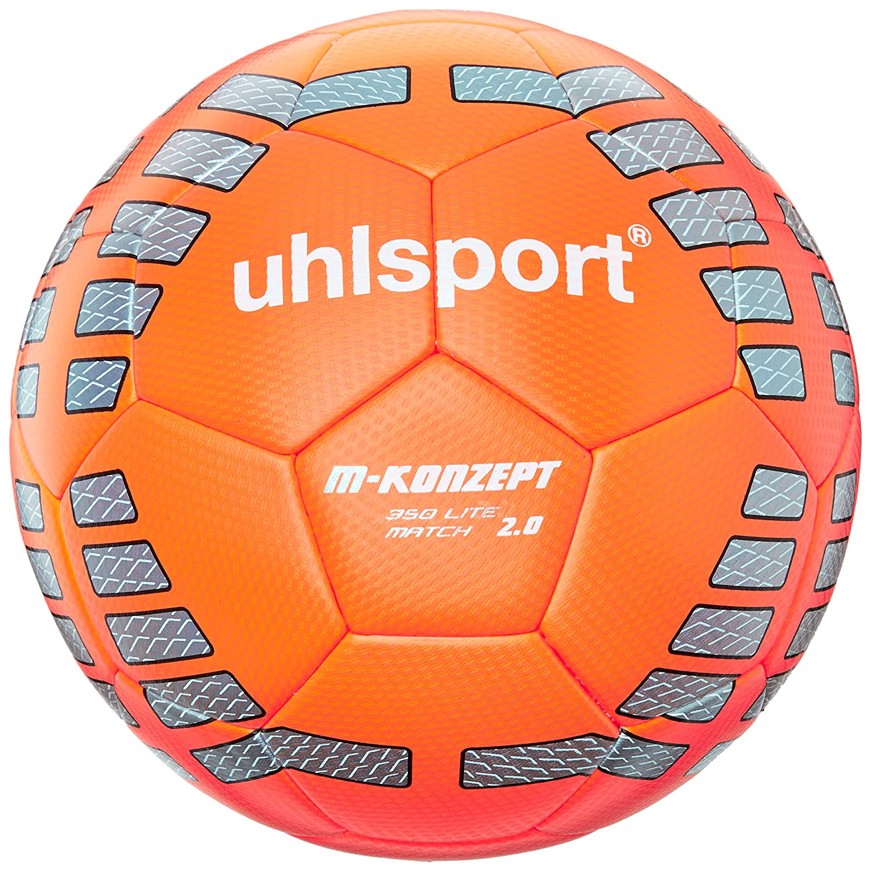 uhlsport Fußball M-Konzept Lite 350 Match 2.0 - Balón de fútbol ...