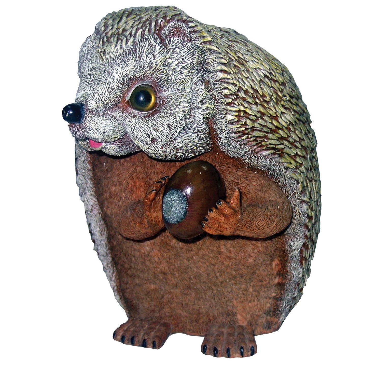 Amazon.com : Michael Carr 508003 Hedgehog : Outdoor Statues : Garden ...