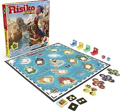 Juego de Estrategia de Riesgo: Amazon.es: Juguetes y juegos
