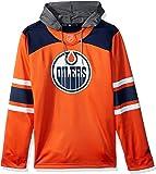 NHL mens Silver Jersey Hood