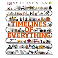 DK Smithsonian Timelines of Everything