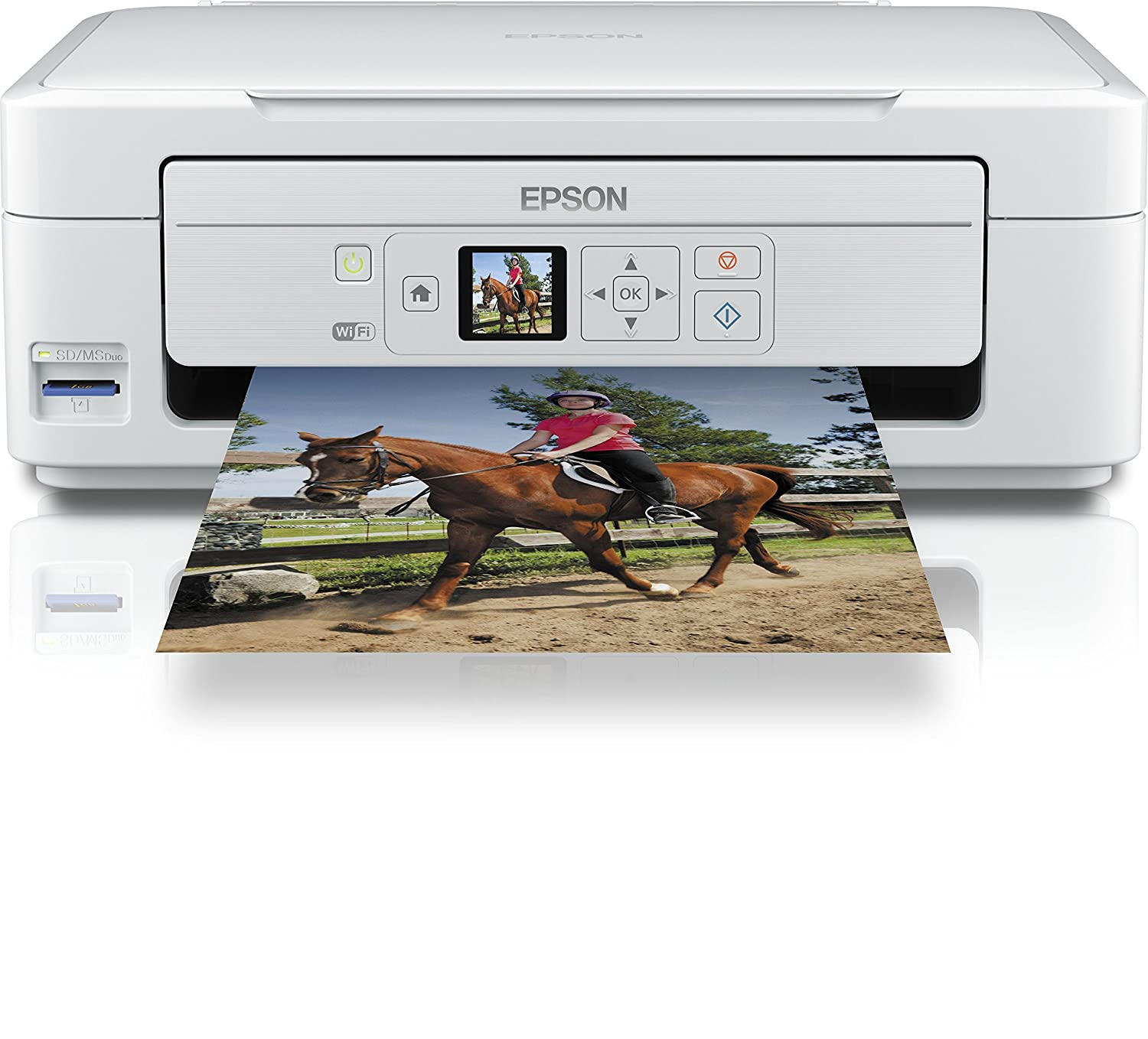 Epson Expression Home XP-315 - Impresora multifunción (Colour ...