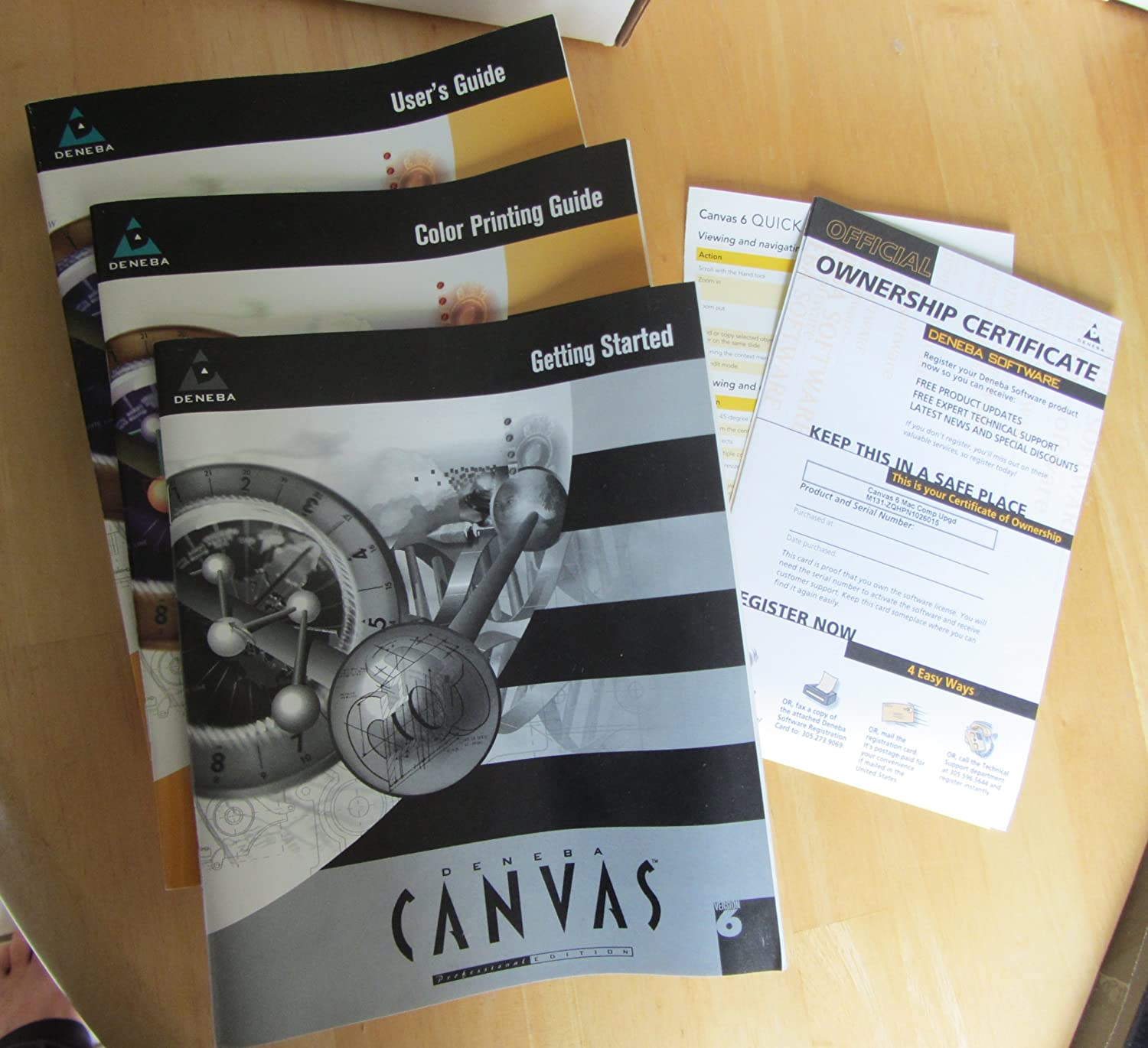 Amazon com: Canvas 6 0