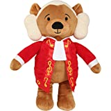 Vosego Amadeus Mozart Virtuoso Bear | 40 Mins Classical Music For Babies | 15 Award Winning Musical Soft Toy | Educational Toy For Infants Kids Adults