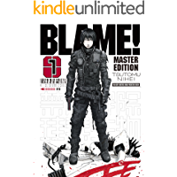 BLAME! Vol. 1 book cover