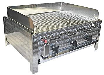 Bräter Für Gasgrill : Neu gasgrill flammig mit windschutz bräter gas bbq gastro grill