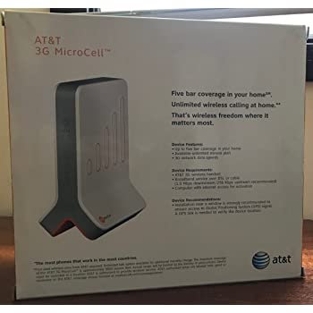 amazon com cisco at t microcell wireless cell signal booster tower rh amazon com AT&T MicroCell Registration at&t microcell dph 154 manual