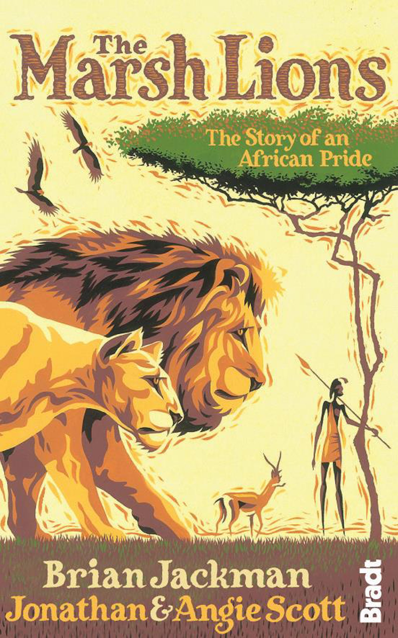 Download Marsh Lions: The Story Of An African Pride PDF