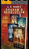 Graham's Resolution Series Boxset: Books 1-4 An Unputdownable Post-Apocalyptic Medical Techno Thriller Series
