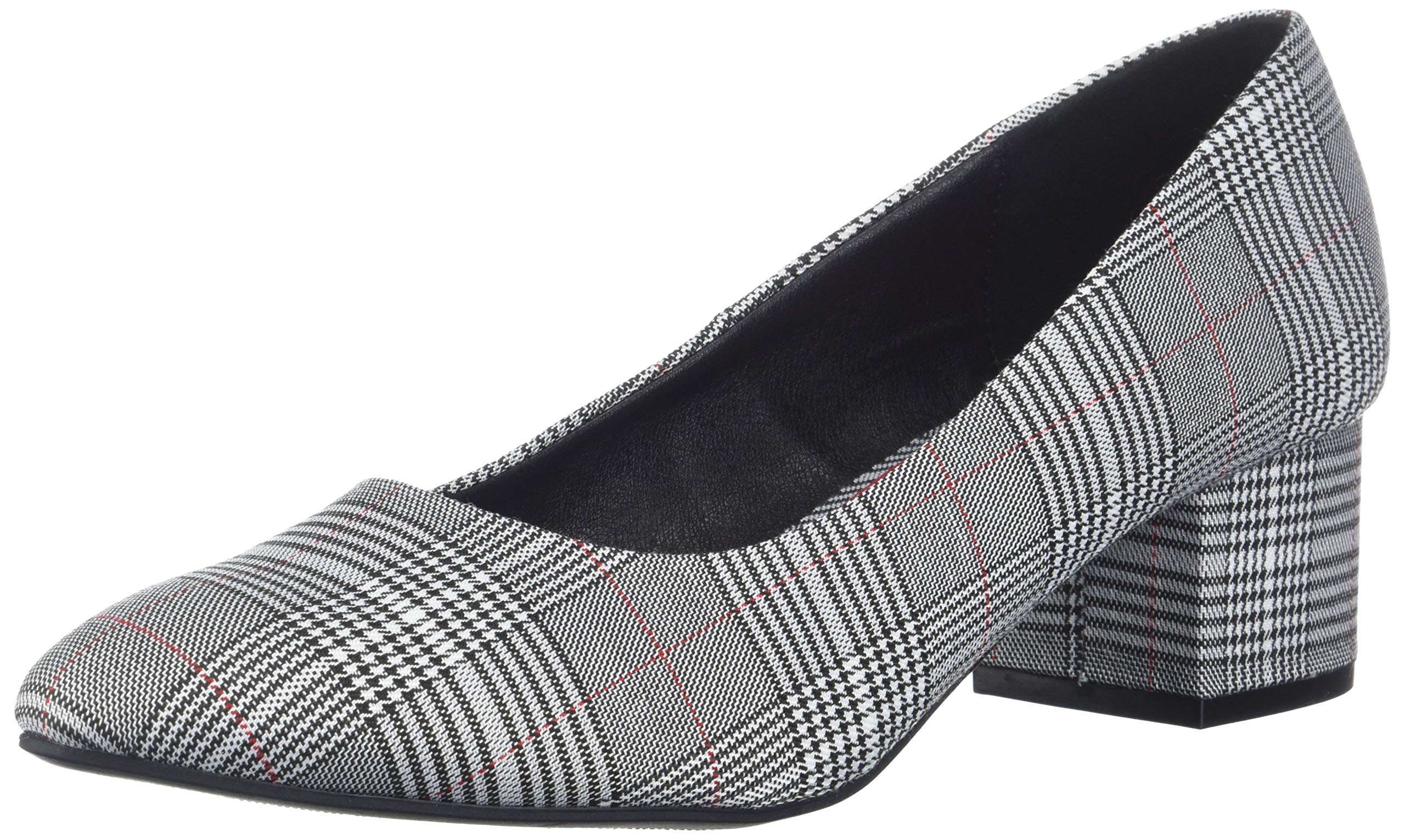 CL by Chinese Laundry Women's Highest Pump, Black Plaid, 9.5 M US