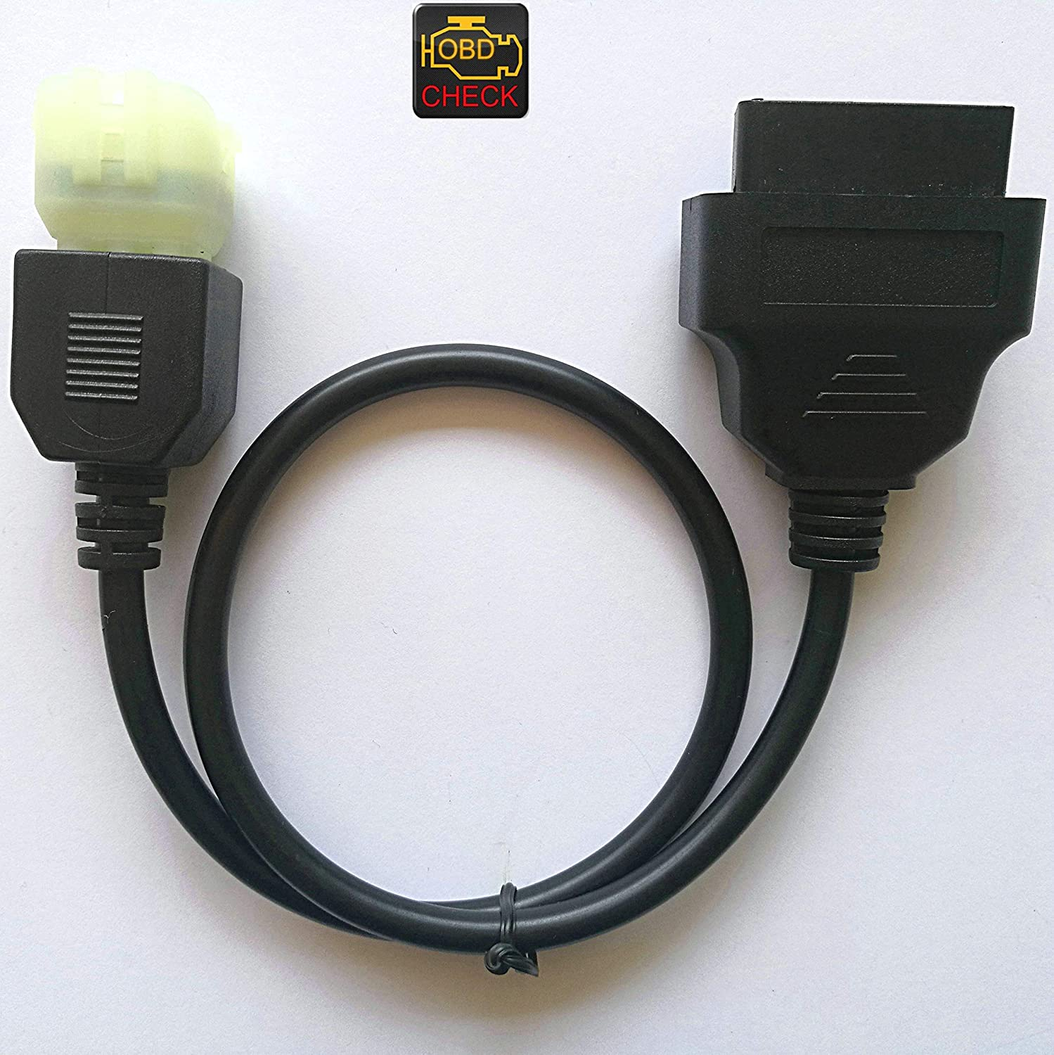 OTKEFDI Motorcycle 6 Pin OBD Diagnostic Cable for KTM Kline and Canbus Motorbike