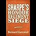 Sharpe 3-Book Collection 6: Sharpe's Honour, Sharpe's Regiment, Sharpe's Siege (Sharpe Series)