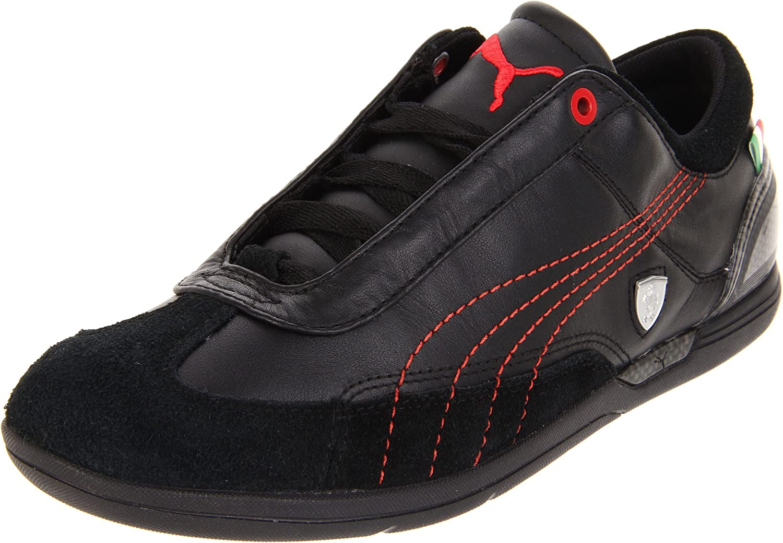 Violeta Mal avión  Amazon.com | PUMA Men's D Force Scuderia Ferrari 30383 | Fashion Sneakers