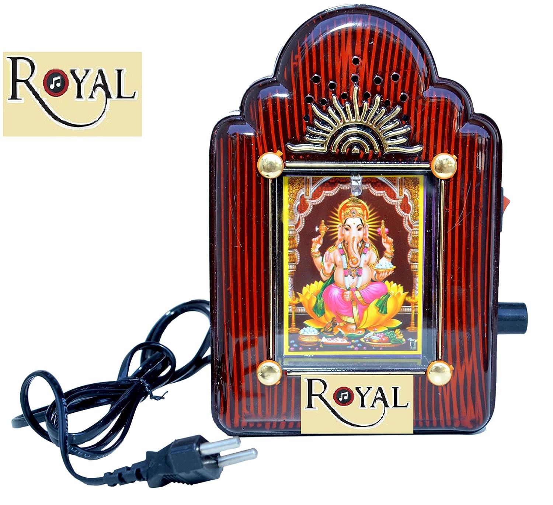 ROYAL 4 IN 1 Lord Ganesha Chanting Box Spiritual Voice