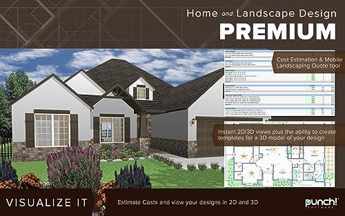 Punch Home Landscape Design Premium V20 Download