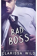 Bad Boss (Unprofessional Bad Boys Book 2) Kindle Edition