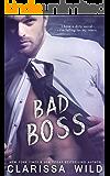 Bad Boss (Unprofessional Bad Boys Book 2)