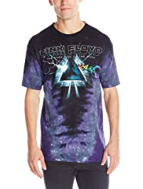 Liquid Blue Men's Pink Floyd Screaming Face Short Sleeve T-Shirt