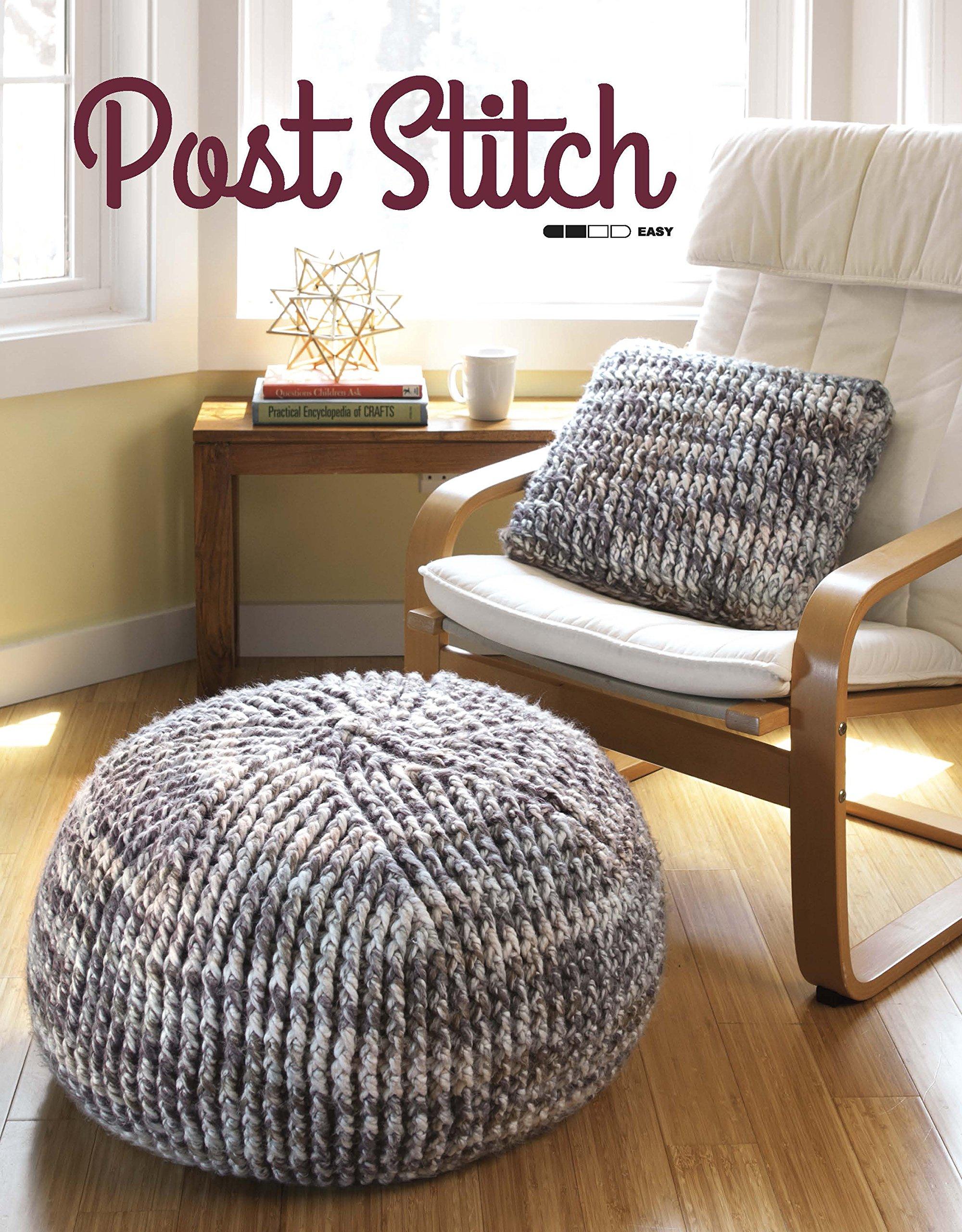 Excellent Poufs Pillows Crochet Leisure Arts 6886 Ashley Squirreltailoven Fun Painted Chair Ideas Images Squirreltailovenorg