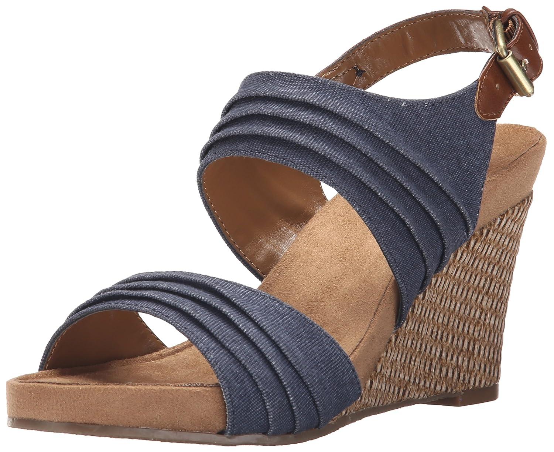 A2 by Aerosoles Women's May Plush Wedge Sandal