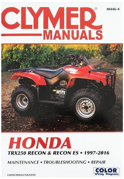 1987 honda recon 250 wiring 16 1 nuerasolar co \u2022