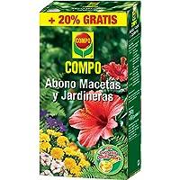 Compo Abono para macetas y jardineras, Granulado, Incl.