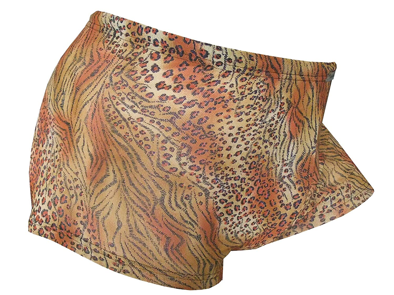 Solar Tan Thru Badehose Panty 142283-54 braun