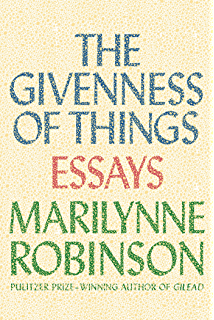 housekeeping marilynne robinson analysis