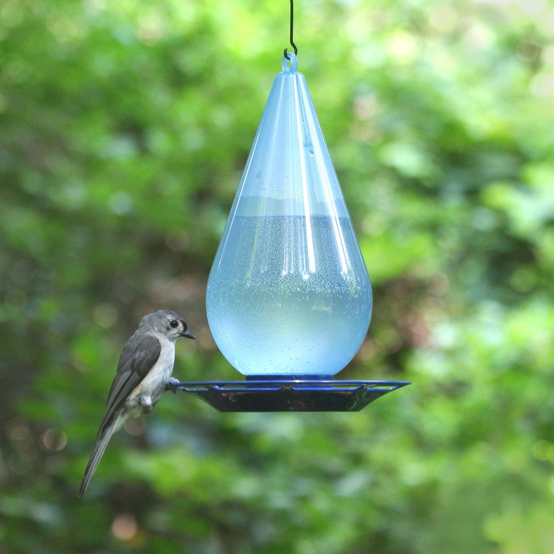 """Perky-Pet"""" Abreuvoir à oiseaux Goutte d'Eau facile à remplir - Décoration pour  le jardin en plastique solide - Capacité max. 1L d'eau #781: Amazon.fr:  Jardin"""