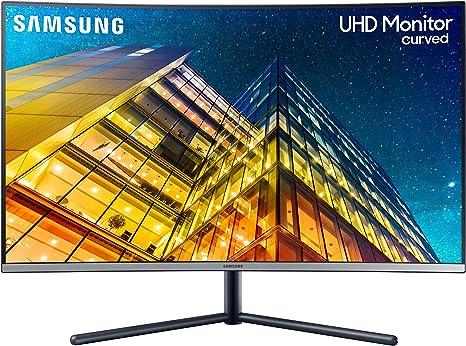 Samsung Monitor U32R590C | Monitor Curvo 32 4K sin marcos (LED ...