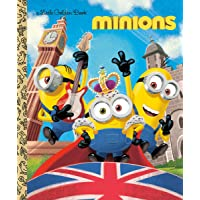 LGB Minions Little Golden Book