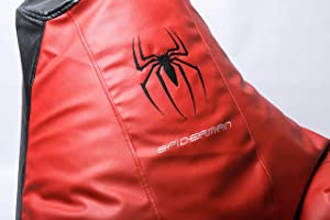 Beanbag Spiderman Comics Marvel Comfortable Kids Adult Game Outdoor Indoor Lounge Chair Cover (Without Beans)