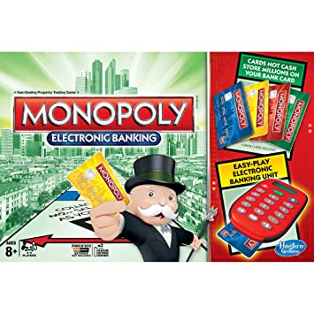 Monopoly Banker Board Game