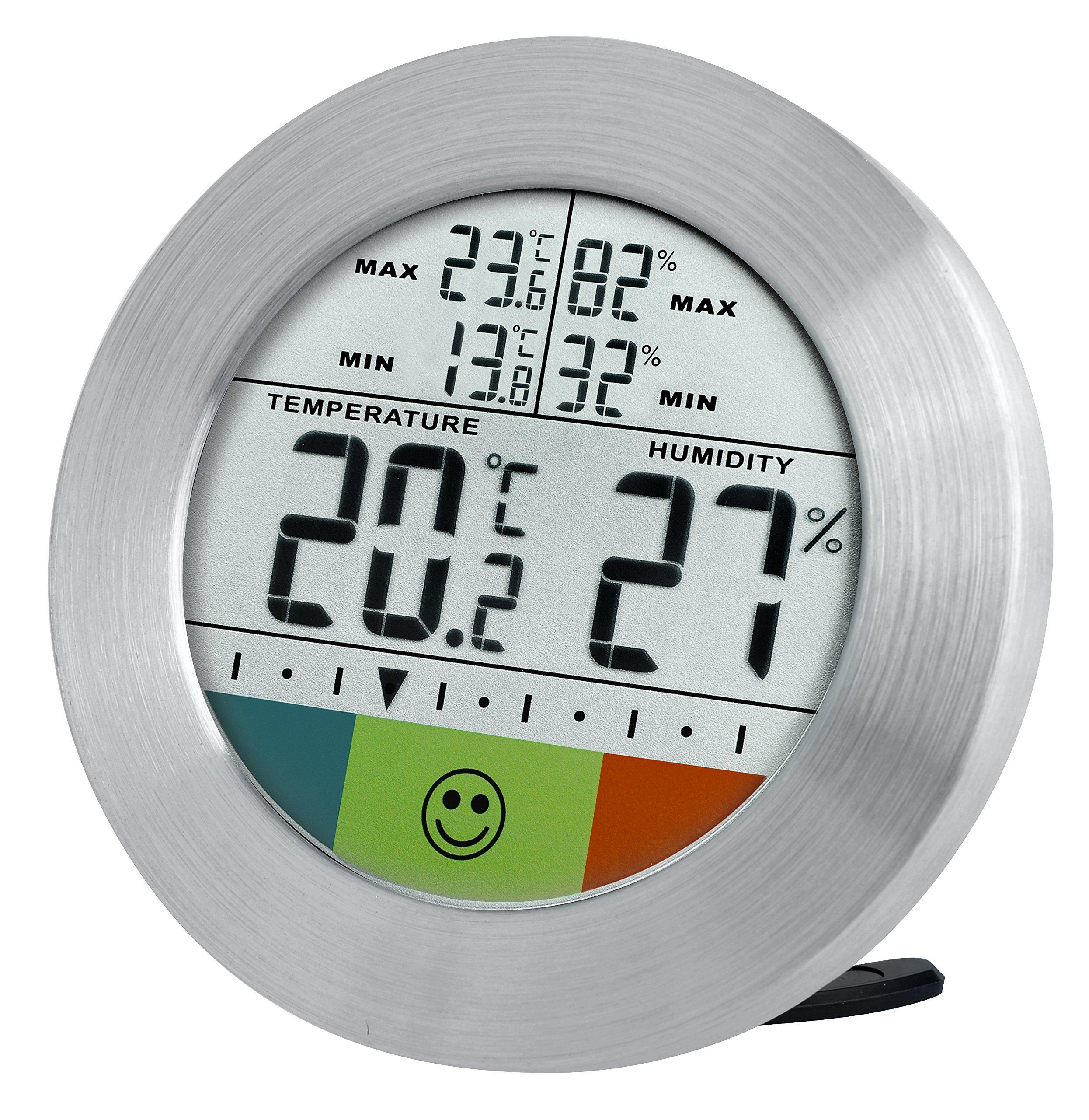 Bresser Thermometer Hygrometer Temeo Hygro Circuitu