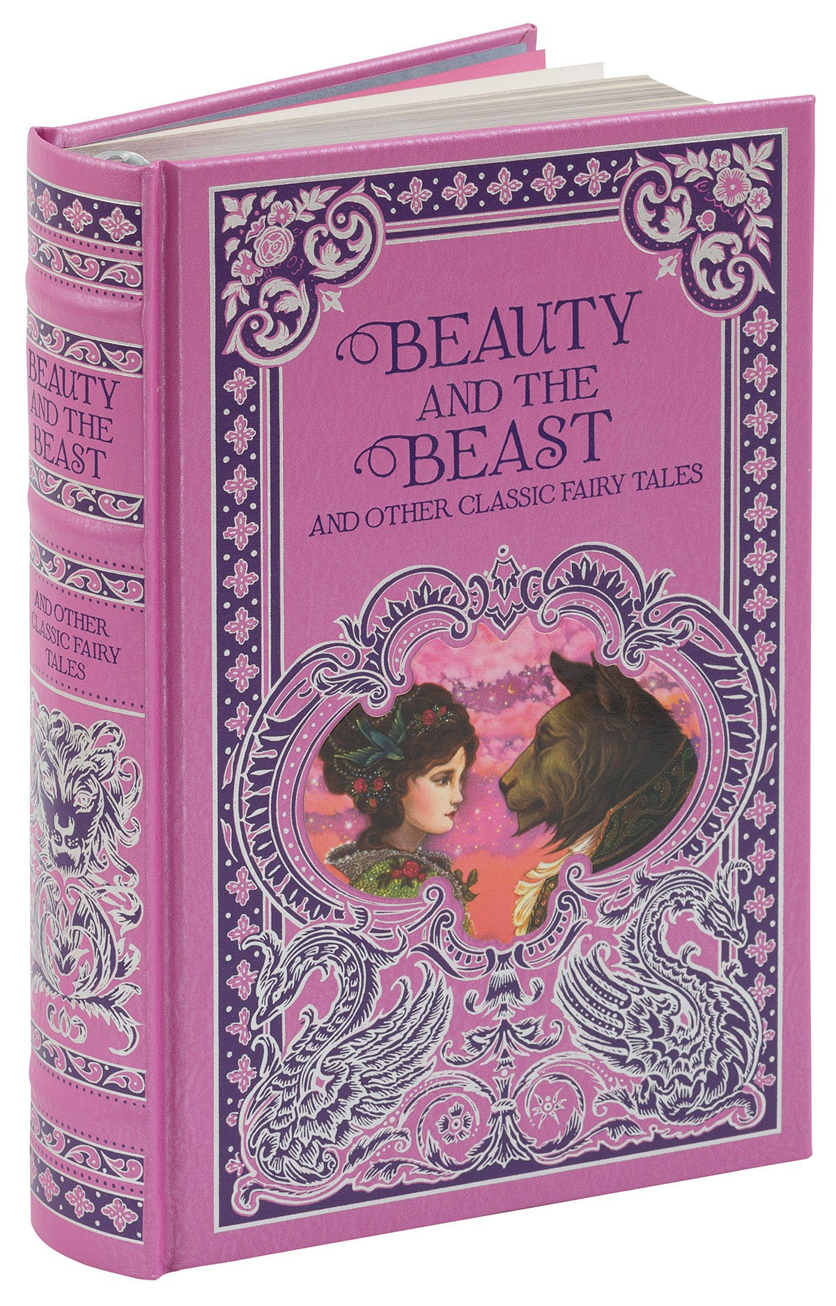 The Beauty of the Beast (50 Shades of Fairy Tales Book 12)