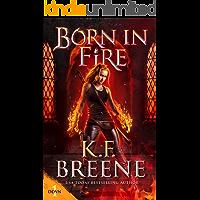 Born in Fire (Demon Days, Vampire Nights World Book 1) book cover