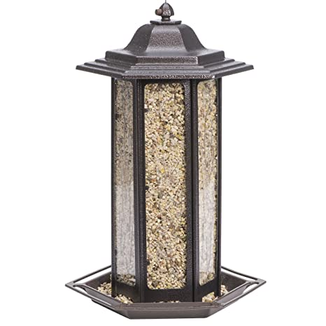 Perky Pet Tall Tulip Garden Lantern Bird Feeder 366