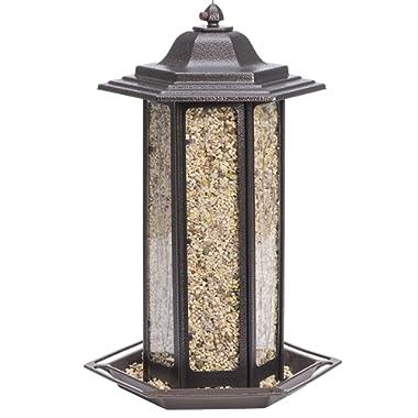 Perky-Pet Tall Tulip Garden Lantern Bird Feeder - 366