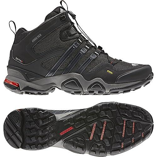 Adidas Terrex Fast X Mid GTX Boot - Men s Black Black Core Energy 10  Amazon .ca  Shoes   Handbags b1344c8d0