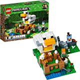Lego Minecraft The Chicken Coop 21140 Playset Toy