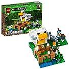 Lego Kids 'Minecraft - The Chicken Coop' Set - 21140