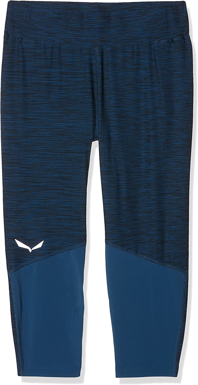 SALEWA Pedroc Dry M 3//4 Tights Pantalones Cortos Ni/ños
