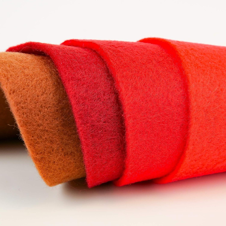 Nero Taglie Unica Multicolore Dovecraft Fogli di Feltro