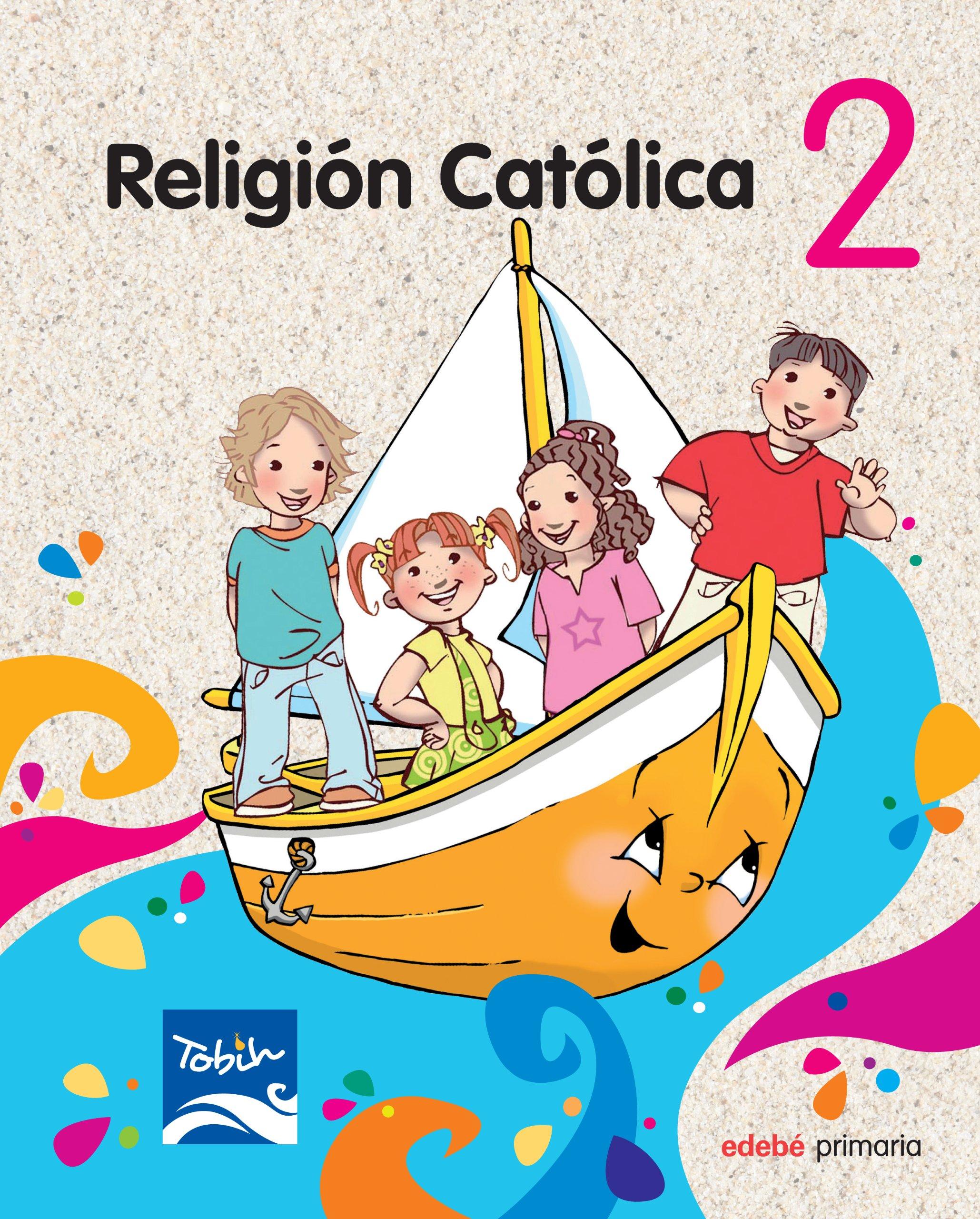Religión Católica 2 Ep - 9788468300504: Amazon.es: Edebé, Obra Colectiva: Libros