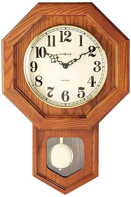 Amazon Com Howard Miller 620 112 Katherine Wall Clock Home Kitchen