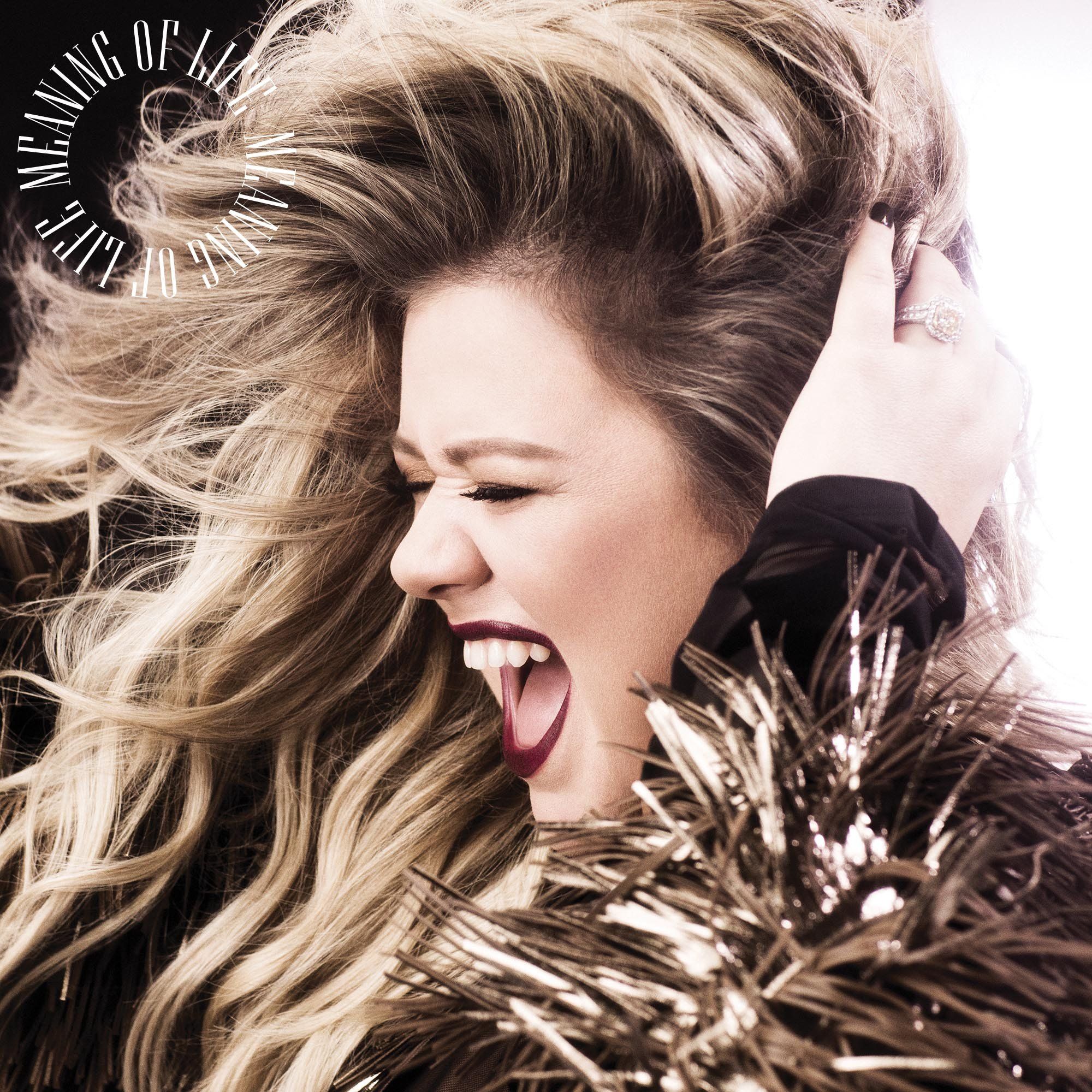 Kelly Clarkson - Meaning Of Life (Digital Download Card)