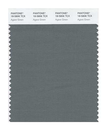 Amazon Pantone 18 5806 Tcx Smart Color Swatch Card Agave Green