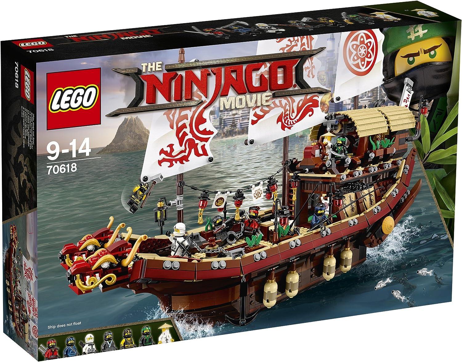 LEGO Ninjago Destiny\'s Bounty Set