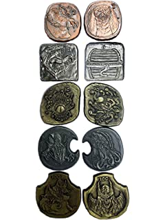 Amazon Com Norse Foundry Adventure Metal Coins Variety Pack Set Of 10 Dwarven Style Rpg D D Toys Games I'm pushing this review out a little early so. norse foundry adventure metal coins