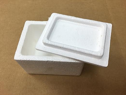 Enfriador de estireno de poliestireno Caja pequeña 2 – 3/4